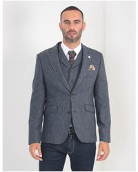 Gibson - Checked Jacket - Lyst
