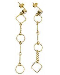 Alison Fern Jewellery Caroline Earring