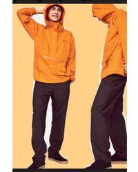 WOOD WOOD - Loy Dark Orange Jacket - Lyst