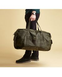 Barbour - Oakwell Holdall Bag - Lyst