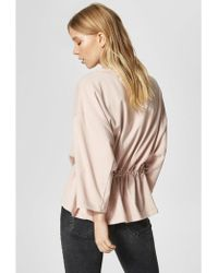 SELECTED - Sobia Sweat - Lyst