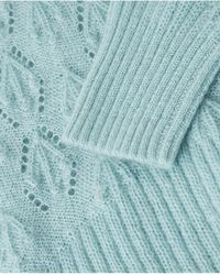 Part Two - Oliza Cloud Blue Knit - Lyst