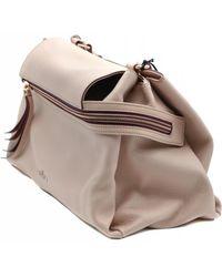3e3abe0e0c Rosie Assoulin Pink & Blue Jug Bag in Blue - Lyst