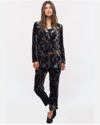Part Two - Nella Floral Trousers - Lyst