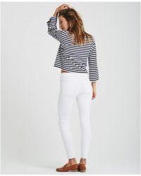 AG Jeans - The Farrah Skinny Ankle Ssw1777 - Lyst