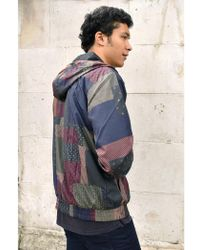 WOOD WOOD - Emmett Quilt Texture Woven Jacket - Lyst