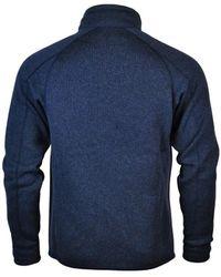 Patagonia - Better Jumper Fleece Jacket Classic Navy - Lyst