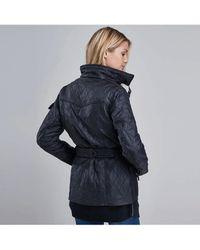 Barbour - Ladies Polarquilt Jacket - Lyst