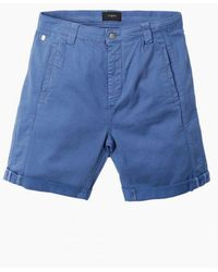 Journal - Taper Theo Shorts - Lyst