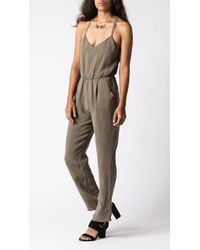 Again - Willow Jumpsuit - Lyst