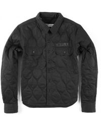 Dickies Construct | Quilted Overshirt | Lyst
