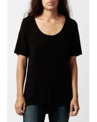 Groceries Apparel - Eucalyptus Scoop Top - Lyst