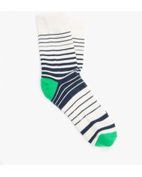 Globe - Verigated Stripe Sock - Lyst