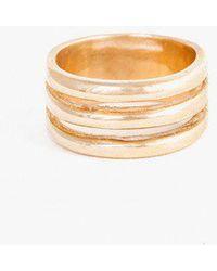 Minoux - Tria Ring - Lyst