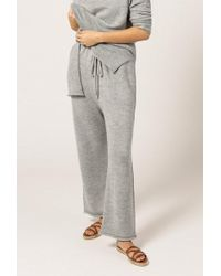 Lauren Manoogian - Straight Trousers - Lyst
