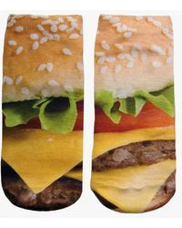 Living Royal | Burger Socks | Lyst