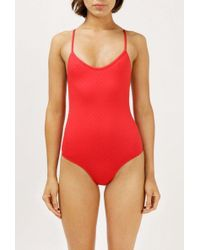 Lonely Hearts - Dita Swimsuit - Lyst