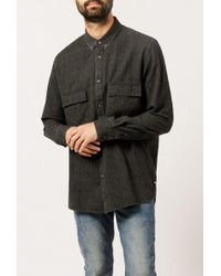 Barney Cools - Worker Long Sleeve Shirt - Lyst