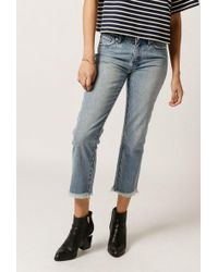 Ksubi - Straight N Narrow Jean - Lyst
