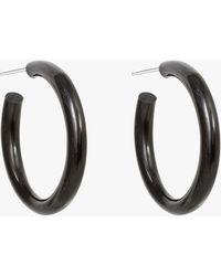 Soko - Horn Hoop Earrings P - Lyst