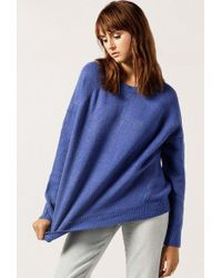 Again - Jack Oversized Knit Jumper - Lyst