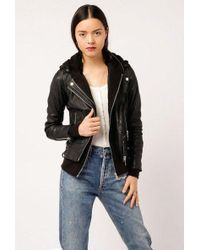 Doma Leather - Basic Straight Jacket - Lyst