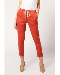 Coast - Cropped Hamptons Pant - Lyst
