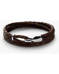 Miansai - Trice Bracelet W/ Sleeve - Lyst