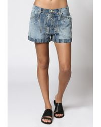 Madegold - 1 Oz Boyfriend Shorts - Lyst