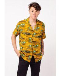 Insight - Hotel California Ss Shirt - Lyst