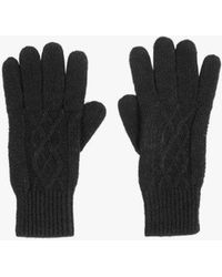 Azalea - Knitted Gloves - Lyst