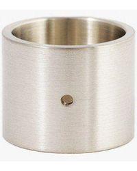 Marmol Radziner - Lightweight Double Wide Ring - Lyst