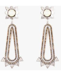 Nicole Romano - Claiborne Earrings - Lyst