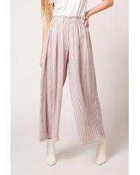 Azalea | Maxi Wide Pants | Lyst