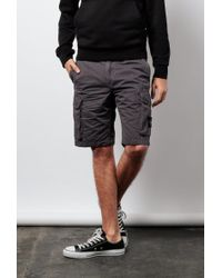 Stone Island - Bermuda Shorts - Lyst