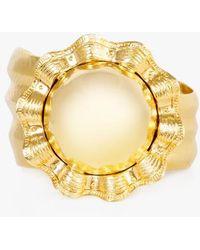 Nicole Romano - Flower Bomb Cuff Bracelet - Lyst