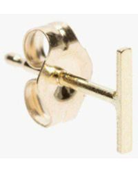 Kathleen Whitaker - Staple Earring - Single - Lyst