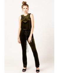 Again - Jocelyn Jumpsuit - Lyst