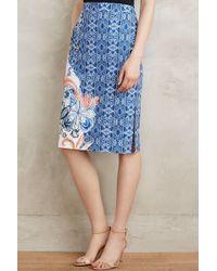 Moulinette Soeurs | Becancour Pencil Skirt | Lyst