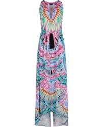 Manish Arora Long Dress - Lyst