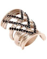 House of Harlow 1960 - Chevron Ring - Lyst