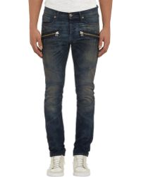 """Bliss and Mischief - """"Ryder"""" Moto Jeans - Lyst"""