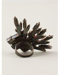 Vickisarge - Cocktail Ring - Lyst