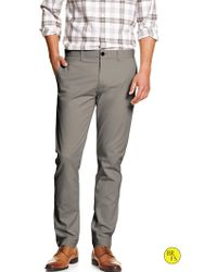 Banana Republic Factory Fulton-Fit Chino - Lyst