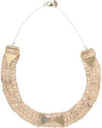 Mirit Weinstock Necklace - Lyst