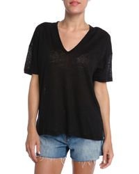 Rag & Bone The Mack V-Neck - Lyst