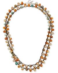 An Old Soul - Multi-bead Necklace - Lyst