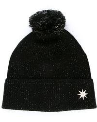 Love Moschino - Pom-pom Knit Beanie - Lyst