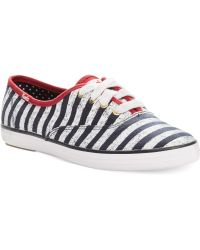 Keds Champion Patriotic Stripes Sneakers - Lyst