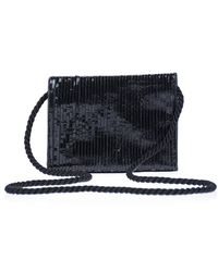 Chanel | Pre-owned: Vintage Sequin Flap Bag | Lyst